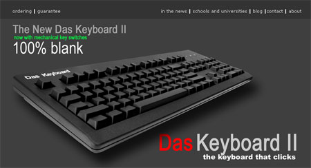 The new Das Keyboard II