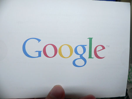 Adsense card back