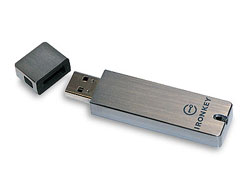 IronKey Super Safe Military Grade Encryption Thumb Drive